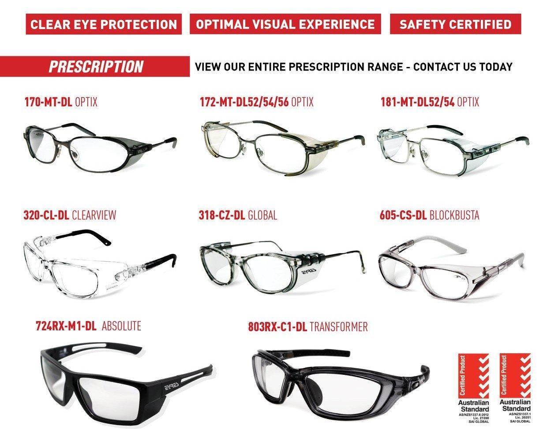 prescription safety glasses PPE COVID